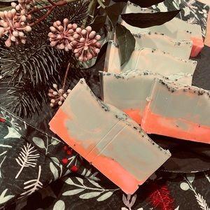 Handmade Japanese Honeysuckle Soap